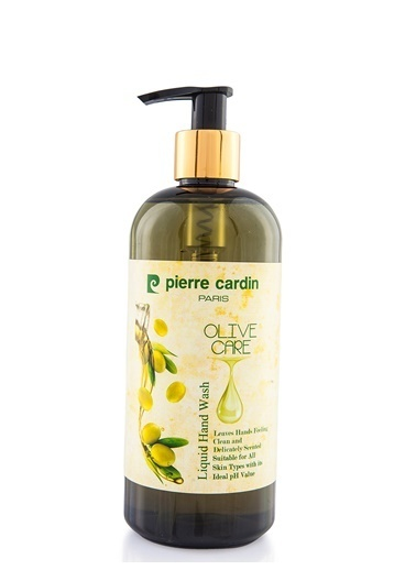 Pierre Cardin Zeytinyağı Özlü E Vitaminli Nemlendirici Sıvı El Sabunu - 400 ML Renksiz